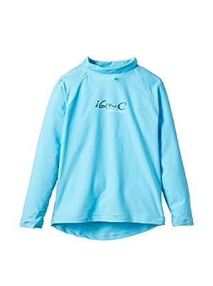 iQ-Company Funktionsshirt Uv 300 Shirt Youngster Ls