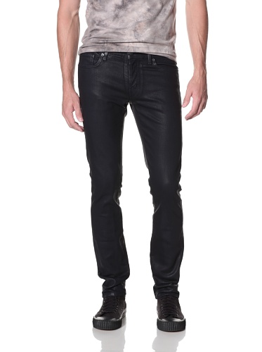 Kill City Men's Skinny Junkie Fit Jean (Navy)