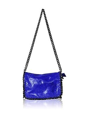 Carla Belotti Bolso asa al hombro Handbag Salome Blue