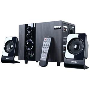 Intex IT-222 SUF 2.1 Channel Multimedia Speaker