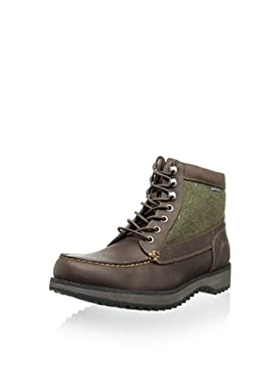 Eastland Men's Denver Moc Toe Boot (Dark Brown)