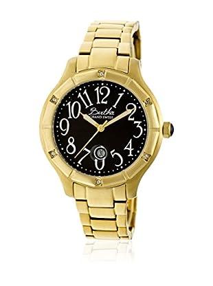 Bertha Uhr mit Schweizer Quarzuhrwerk Jaclyn goldfarben 41 mm