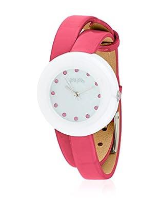 Folli Follie Uhr mit Miyota Uhrwerk Woman H4Ht-H4H Twin 28 mm