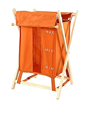 Gedy by Nameek's Laundry Basket BU38-67, Orange