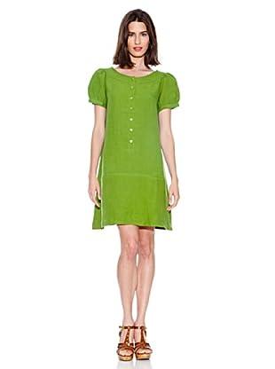 Jocomomola Vestido Níspero (Verde)