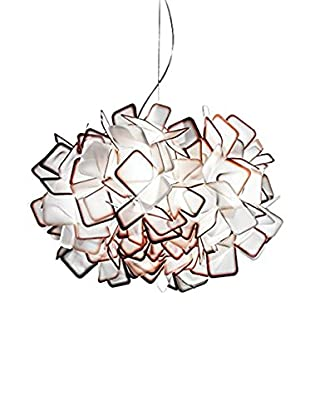 SLAMP Pendelleuchte Clizia orange