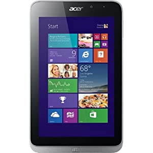 Acer Iconia W4-820 Tablet (8 inch, 32GB, Wi-Fi+3G via Dongle), Grey