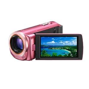 SONY HDビデオカメラ Handycam CX270V サクラピンク