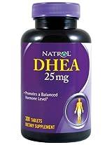 Natrol - DHEA 25 mg. - 300 Tablets