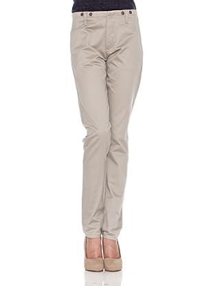 Pepe Jeans London Pantalón Brenda (Beige)