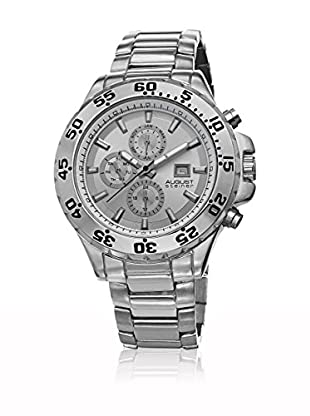 August Steiner Reloj con movimiento cuarzo suizo Man AS8071SS 48.5 mm