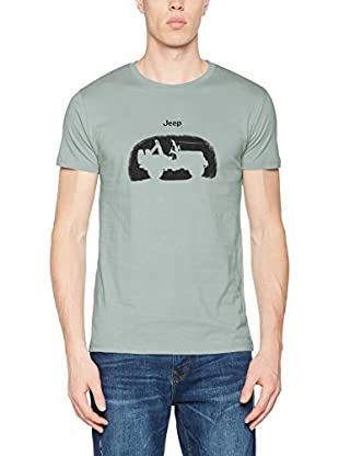 "Jeep T-Shirt Manica Corta ""Side Willys"" J7S"