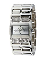 Miss Sixty Analog White Dial Women's Watch - SZ3005