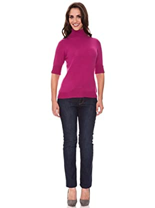 Cortefiel Slim Fit Jeans (Dunkelblau)