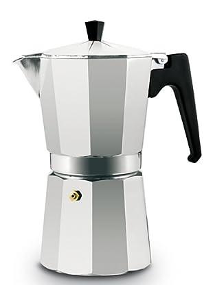 Supreminox Cafetera de aluminio 9 tazas