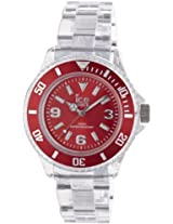 Ice-Watch Analog Red Dial Men's Watch - PU.RD.S.P.12