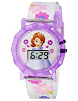 Disney Kids' STFKD025 Sofia the First Digital Watch