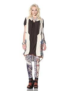 Gary Graham Women's Color Blocked Silk Dress (Combo)