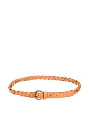 Cortefiel Cinturón Trenzado Pantalón (Tostado)