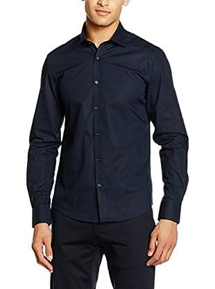 Antony Morato Camisa Hombre Azul Marino ES 48