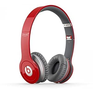 OEM Solo HD Wired Headphones (Red) [Electronics]