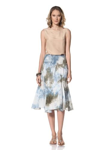 XCVI Women's Vionnet Maxi Skirt (Thyme)