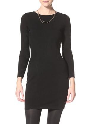 Christopher Fischer Women's Sweater Dress (Black)