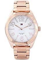 Tommy Hilfiger Hayley Analog Watch - For Women Rose Gold - TH1781260