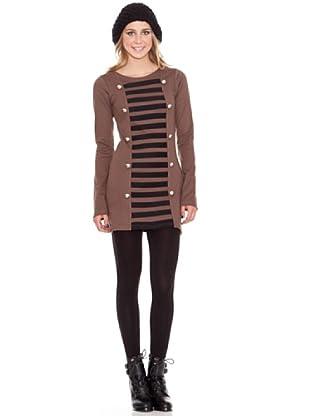 HHG Vestido Varinia (marrón)