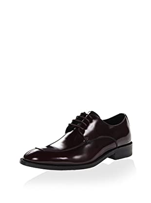 Kenneth Cole New York Men's Meaning Of Life Dress Oxford (Bordo)