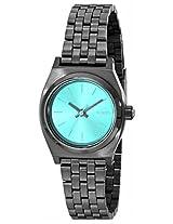Nixon Women's A3991697 Small Time Teller Watch