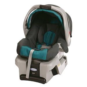 Graco 1853475 SnugRide Classic Car Seat-Baby