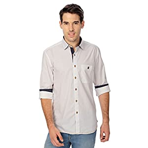 Louis Philippe Perfect Friday Ultra Slim Shirt