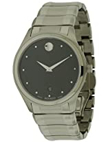 Movado Celo Stainless Steel Mens Watch 0606839