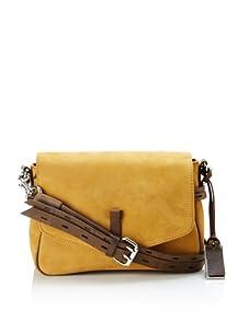 Gryson Women's Ellie Belted Small Shoulder Bag (Warm Brown)