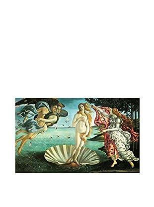 Legendarte Leinwanddruck Die Geburt der Venus 60x100 cm