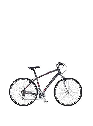 Linea Fausto Coppi Fahrrad Hibrida Aluminum Kill City weiß