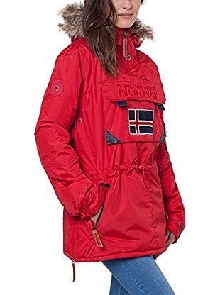 Geographical Norway Jacke Auberginela