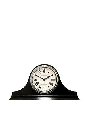 Newgate The Brompton Mantel Clock, Black