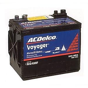 【クリックで詳細表示】ACDelco [ エーシーデルコ ] 輸入車バッテリー [ Maintenance Free Battery ] M24MF