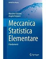 Meccanica Statistica Elementare: I fondamenti (UNITEXT for Physics)