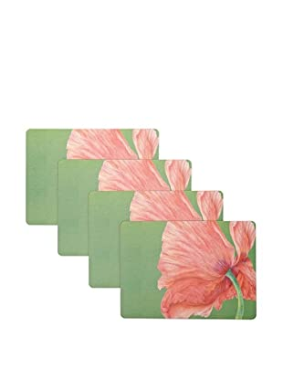 RockFlowerPaper Papaver Orientale Placemat (Set of 4)