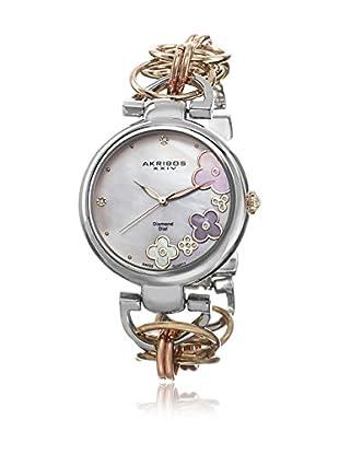 Akribos XXIV Reloj de cuarzo Woman 39 mm