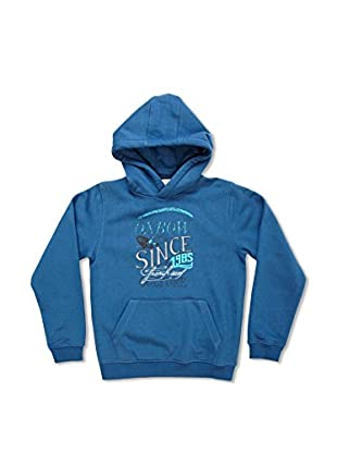 Oxbow Jitol Jungen Kapuzensweatshirt 122 Blau - blau
