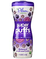 Plum Organics Super Puffs - Blueberry & Purple Sweet Potato