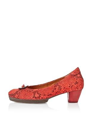 Think Zapatos Nola (Rojo)