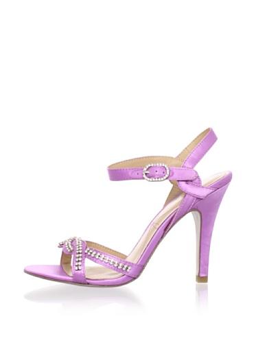 Le Soir Pour La Victoire Women's Estee Sandal (Lilac)