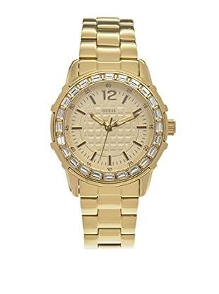 Guess Reloj de cuarzo W0018L2 Oro / Plata 35 mm