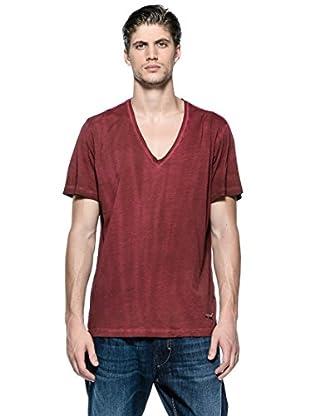 Diesel Camiseta T-Barham-R (Rojo)
