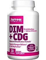 Jarrow Formulas Dim Plus CDG capsules, 30 Count